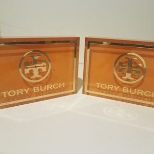 Tory Burch Display acrylic Block Set